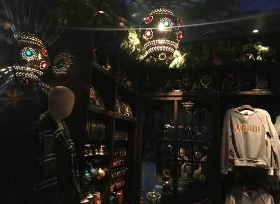 Hogwarts Houses Merch