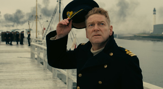 Helpless Naval Commander (Kenneth Branagh)