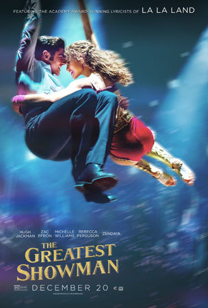 The Greatest Showman Movie Poster