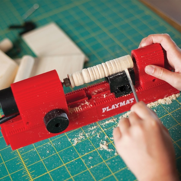 A kid-safe and easy Woodworking Shop