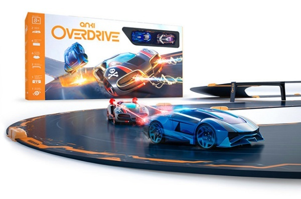 Anki Overdrive lets you control cars from a smart phone