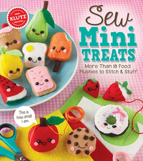 Sew Mini Treats sewing kit