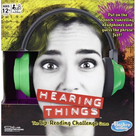 Hearing Things Lip Reading Challenge Game
