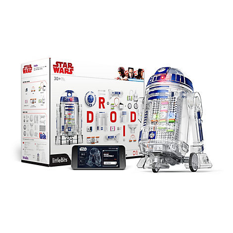 R2D2 programmable droid by Little Bits