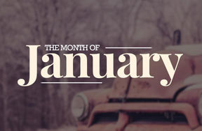 Preview the month january pre