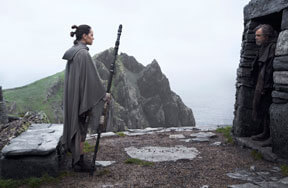 Preview star wars last jedi luke rey pre