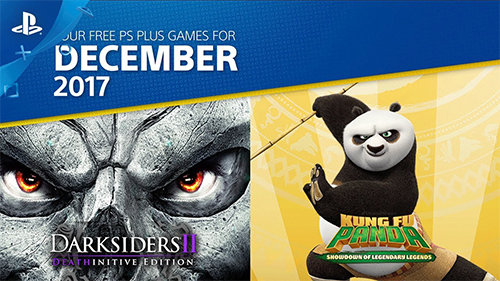 The PS4 games highlighting this month's Plus offerings.
