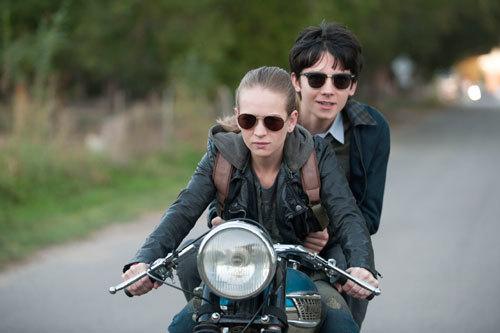 Gardner (Asa) and Tulsa on their road trip