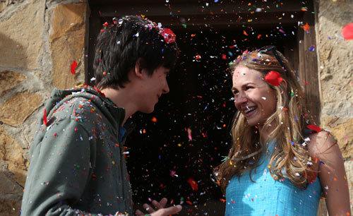 Gardner (Asa) celebrates with Tulsa (Britt)