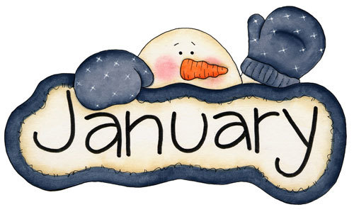 January Holidays!