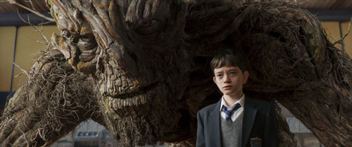 The Monster has Conor's back at school