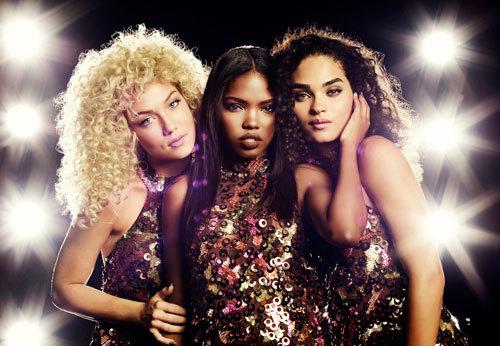 The trio in Star