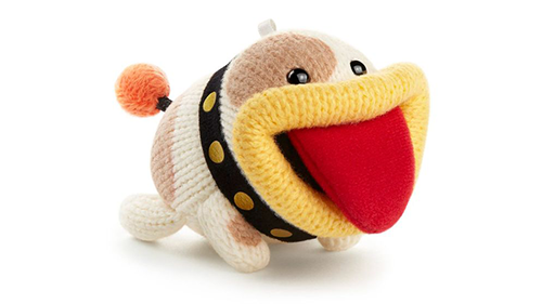 The adorable, and underused, Poochy!