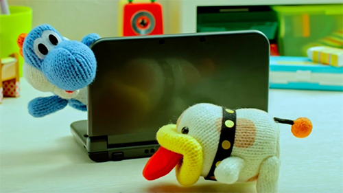The Poochy and Yoshi shorts are the most charming part of the game.