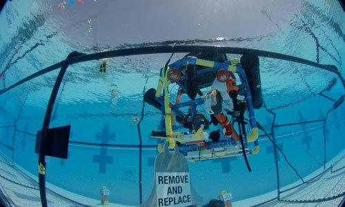 Underwater robot Stinky
