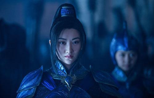 Beautiful Commander Lin Mae