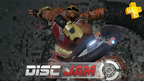 Disc Jam will launch on PlayStation Plus.
