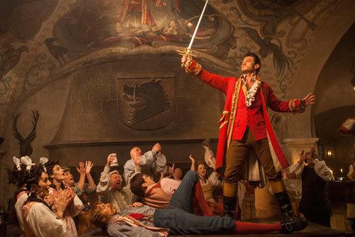 No one loves Gaston...like Gaston does!