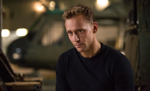 Tom Hiddleston as James Conrad