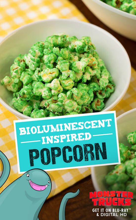 Luminescent Popcorn