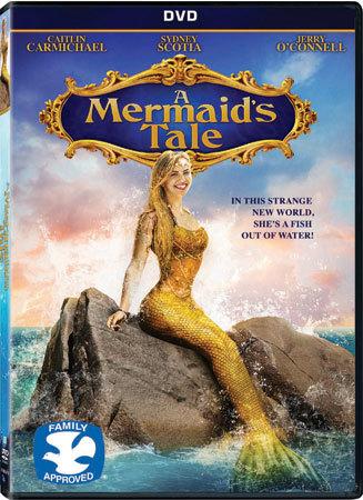 A Mermaid's Tale DVD Box Art