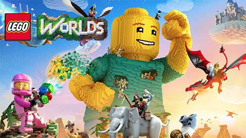 Keep your eyes open for our thoughts on LEGO Worlds.
