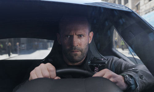 Deckard (Jason Statham) is onboard