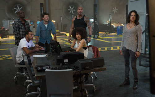 Key Furious team members wonder how to get Dom back