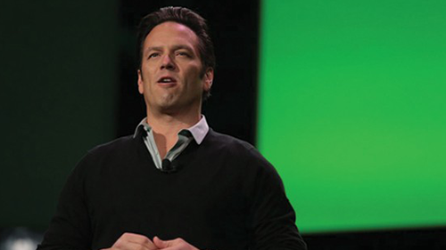 Phil Spencer, Head of Xbox.