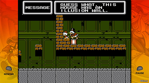 Ducktales is an important part of NES history.