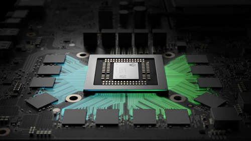Xbox's first look at the inside of Scorpio.