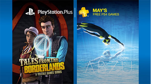 PlayStation Plus's PS4 lineup for May 2017.