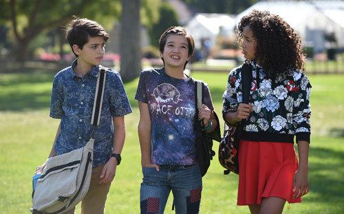 Josh, Peyton and Sofia