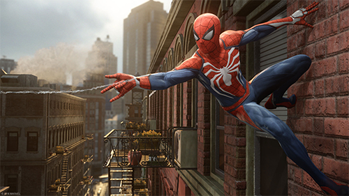 Spider-Man's debut on PlayStation will take full advantage of the PlayStation 4 Pro, reportedly.