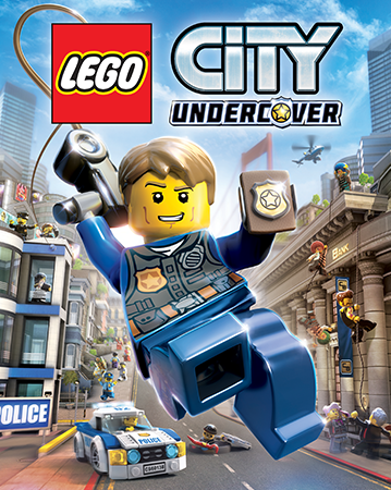 LEGO CITY Undercover Cover Art