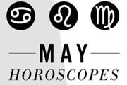 Preview may horoscopes pre