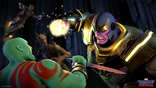 Thanos brings an awesome opener to the series.