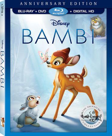 Bambi Signature Collection Blu-ray