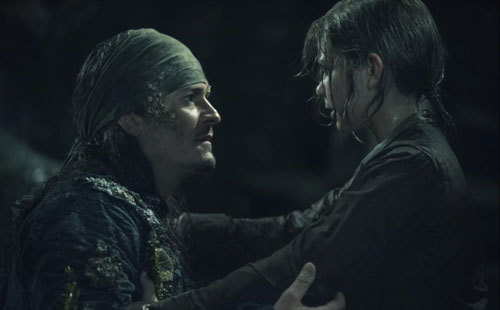 Henry reunites with his dad Will