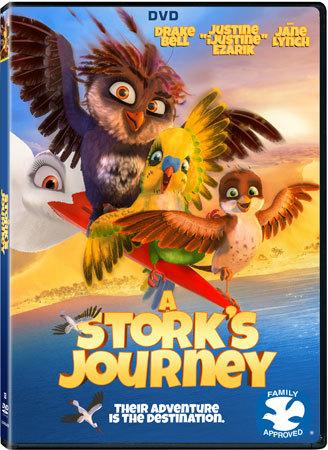 A Stork's Journey DVD