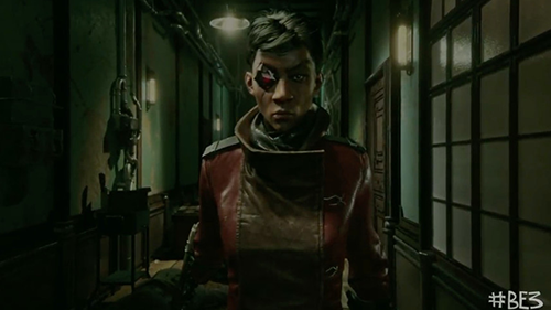 Billie returns in Dishonred: Death of the Outsider.