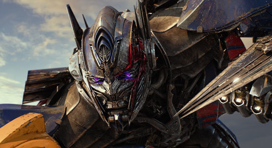 Optimus Prime is now Nemesis Prime