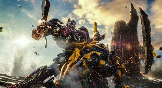 Nemesis Prime vs. Bumblebee