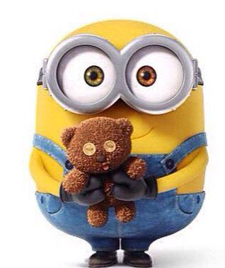 Miranda's fave Minion Bob