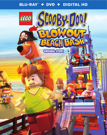LEGO® Scooby-Doo!: Blowout Beach Bash! Blu-ray