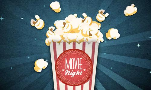 Throw a movie night!
