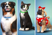 Preview sims 4 cats dogs pre