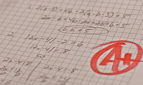Following these ten steps will help to improve your grades.