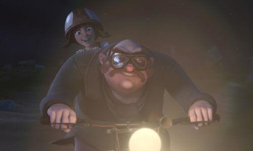 Mr. Luteau takes Félicie back to Paris