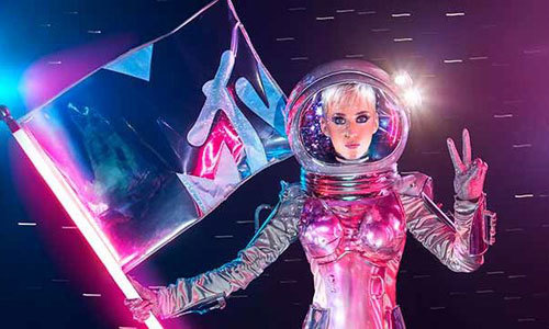 Katy Perry hosted the 2017 MTV Video Music Awards